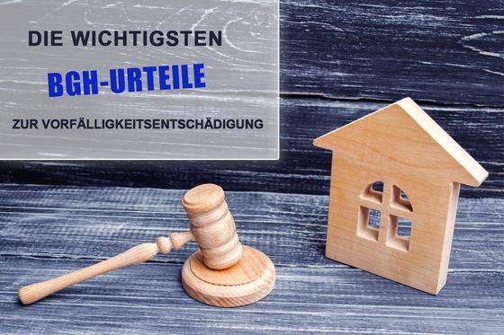 bgh Urteile Baufinanzierung