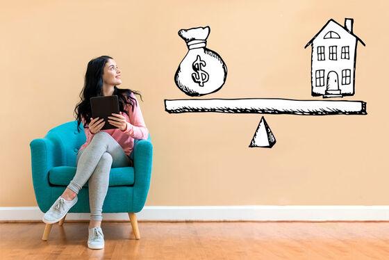 Beleihung schuldenfreier Immobilien