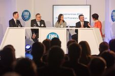 FMH-Award 2017 - Podiumsdiskussion